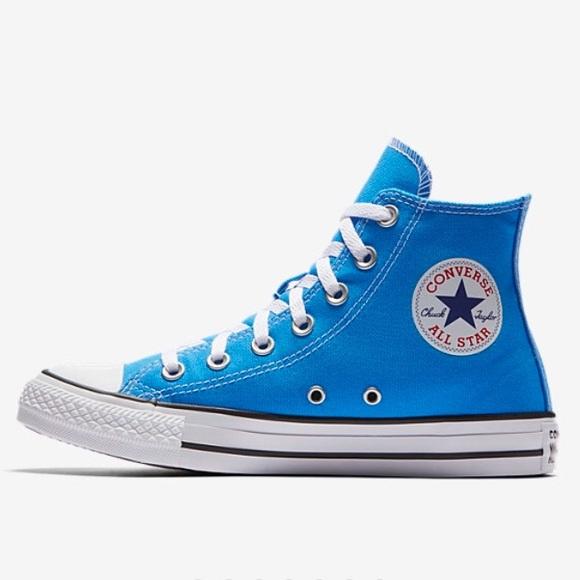 f07e4f297335 Converse Shoes - Converse Chuck Taylor All Star Blue Hero